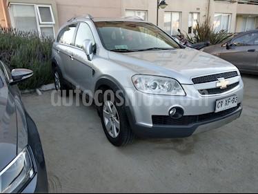 Chevrolet Captiva  LTZ 2.0 Diesel 4x4 Aut  usado (2011) color Plata precio $8.500.000
