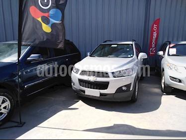 Chevrolet Captiva  2.2 L LS Diesel 4X2 usado (2013) color Plata precio $7.500.000