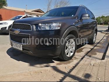Chevrolet Captiva  2.2L LT Diesel 4X4 usado (2015) color Gris Oscuro precio $11.000.000