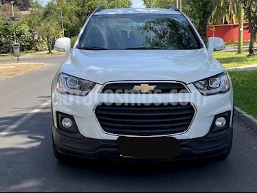 Chevrolet Captiva  2.2 L LS Diesel 4X2 usado (2017) color Blanco precio $11.000.000