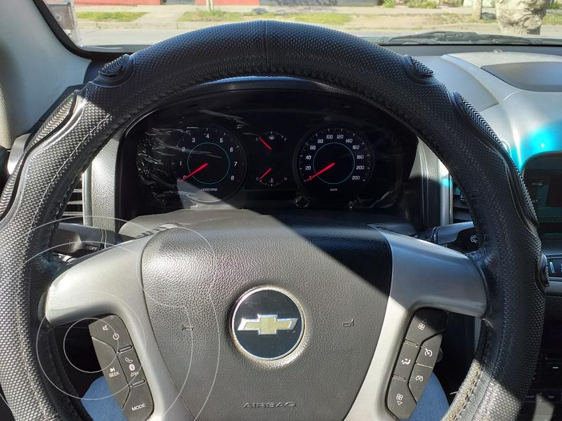 Chevrolet Captiva  LT 2.4 4X4  usado (2014) color Gris precio $11.750.000