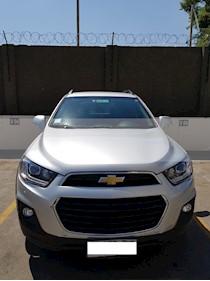 foto Chevrolet Captiva  LS 2.2 Diesel 4X2  usado (2018) color Plata precio $12.700.000