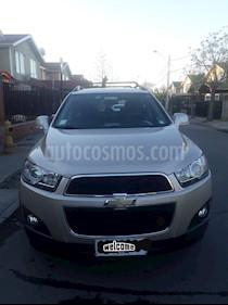 Chevrolet Captiva  LS 2.4 4X2  usado (2013) color Beige precio $9.000.000