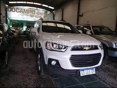 Foto venta Auto usado Chevrolet Captiva LS 4x2 (2018) color Blanco Summit precio $990.000