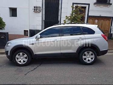 Foto venta Auto usado Chevrolet Captiva LS 4x2 (2012) color Plata precio $510.000