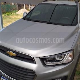 Foto venta Auto usado Chevrolet Captiva LS 4x2 (2017) color Gris Claro precio $880.000