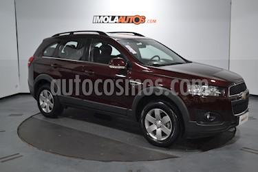 Foto venta Auto usado Chevrolet Captiva LS 4x2 (2016) color Marron precio $680.000
