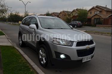 Foto Chevrolet Captiva  LT 2.4 4X4 Aut Full usado (2012) color Plata precio $6.900.000