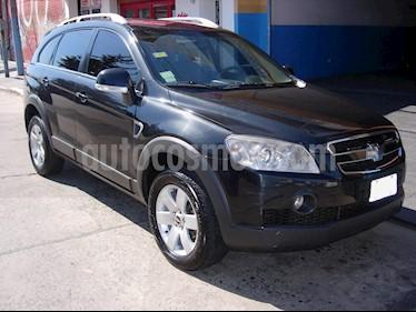 Chevrolet Captiva LT 4x4 usado (2010) color Negro precio $355.000