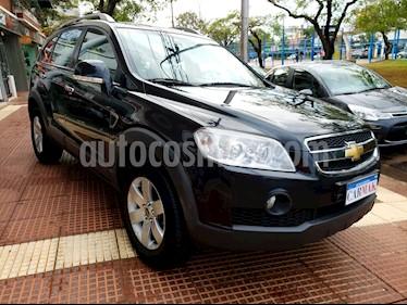 Foto venta Auto usado Chevrolet Captiva LT 4x4 (2010) color Negro precio $459.990