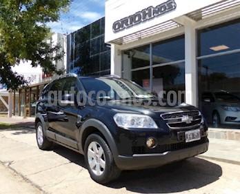 Foto venta Auto usado Chevrolet Captiva LT (2011) color Negro precio $435.000