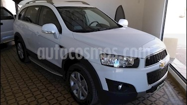 Foto Chevrolet Captiva LT usado (2014) color Blanco precio $630.000