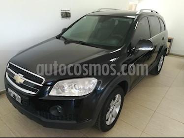 Foto Chevrolet Captiva LT usado (2009) color Negro precio $395.000
