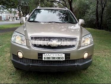 Foto venta Auto usado Chevrolet Captiva LT (2008) color Dorado precio $360.000