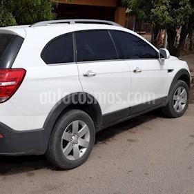 Foto venta Auto usado Chevrolet Captiva LTZ 2.2D 4x4 Aut (2018) color Blanco precio $1.150.000