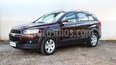 Foto venta Auto usado Chevrolet Captiva LTZ 2.2D 4x4 Aut (2017) precio $789.000