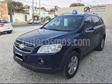 Foto venta Auto usado Chevrolet Captiva LTZ 2.2D 4x4 Aut (2009) color Azul precio $428.000
