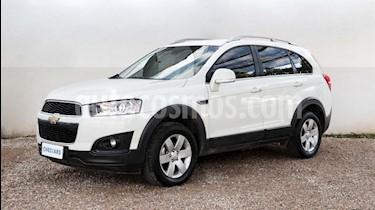 Foto venta Auto usado Chevrolet Captiva LTZ 2.2D 4x4 Aut (2017) color Blanco precio $889.000