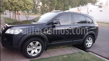 Foto venta Auto usado Chevrolet Captiva LTZ 2.2D 4x4 Aut (2010) color Negro precio $460.000