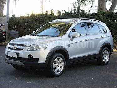 Foto venta Auto Usado Chevrolet Captiva LTZ 2.2D 4x4 Aut (2011) color Gris Plata  precio $520.000