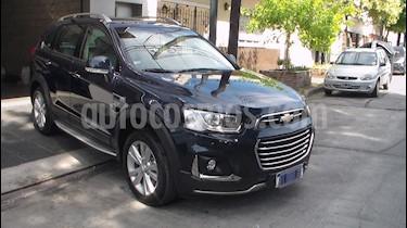Foto venta Auto usado Chevrolet Captiva LTZ 2.2D 4x4 Aut (2017) color Azul Metalizado precio $1.299.900