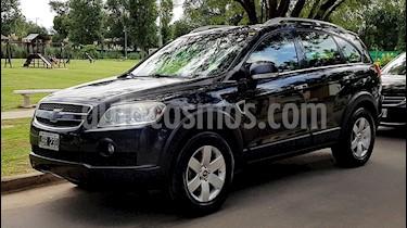 Foto venta Auto usado Chevrolet Captiva LTZ 4x4 D Aut (2010) color Negro precio $450.000