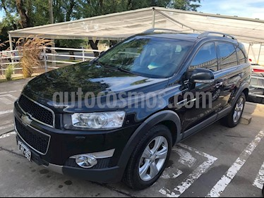 Foto venta Auto usado Chevrolet Captiva LTZ 4x4 D Aut (2012) color Negro precio $640.000