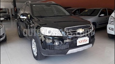 Foto venta Auto usado Chevrolet Captiva LTZ D (2008) color Negro precio $390.000