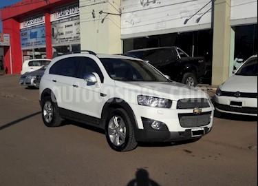 Foto venta Auto usado Chevrolet Captiva LTZ D (2012) color Blanco precio $710.000