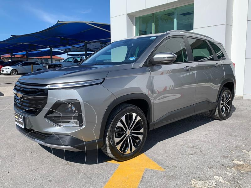 Foto Chevrolet Captiva Premier usado (2022) color Plata Dorado precio $475,000