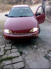 Foto venta Auto usado Chevrolet Cavalier 4P 2.2L Basico M (1999) color Rojo precio $27,000