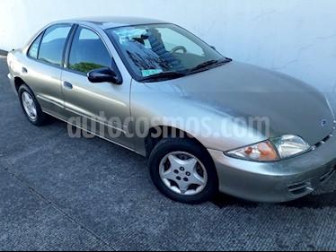 Foto Chevrolet Cavalier 4P 2.2L Basico M usado (2002) color Bronce precio $45,000