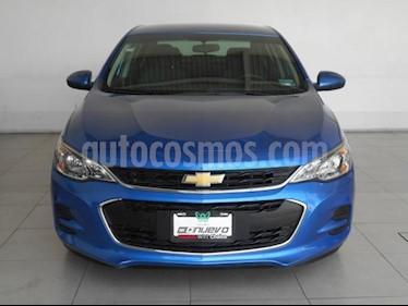 Foto venta Auto usado Chevrolet Cavalier 4p LS L4/1.5 Man (2019) color Azul precio $229,000