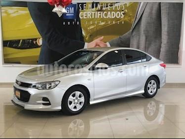 Foto venta Auto usado Chevrolet Cavalier 4p LS L4/1.5 Man (2018) color Plata precio $213,900