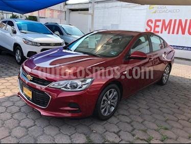 Foto Chevrolet Cavalier 4p Premier L4/1.5 Aut usado (2018) color Rojo precio $250,000
