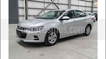 Foto venta Auto usado Chevrolet Cavalier LS Aut (2019) color Plata precio $224,900