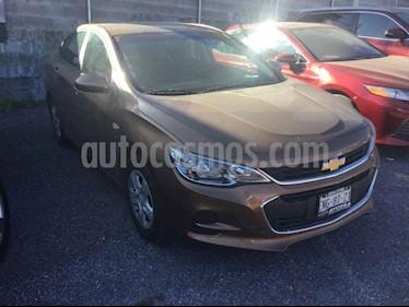 Chevrolet Cavalier LS usado (2019) color Marron precio $210,000