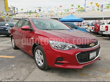Chevrolet Cavalier LS usado (2019) color Rojo precio $230,000