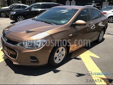 Foto venta Auto usado Chevrolet Cavalier LS (2018) color Cafe precio $195,000