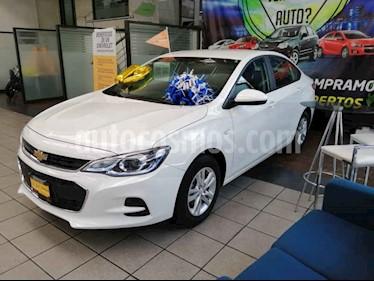 Foto venta Auto usado Chevrolet Cavalier LS (2019) color Blanco precio $247,000