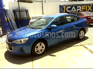 Foto Chevrolet Cavalier LT Aut usado (2018) color Azul Electrico precio $186,500