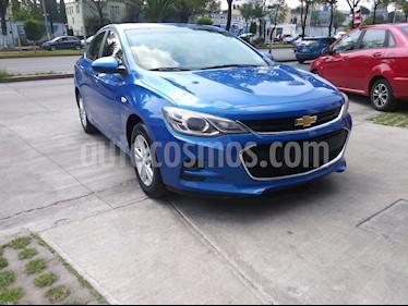 Foto venta Auto usado Chevrolet Cavalier LT Aut (2018) color Azul Electrico precio $220,000