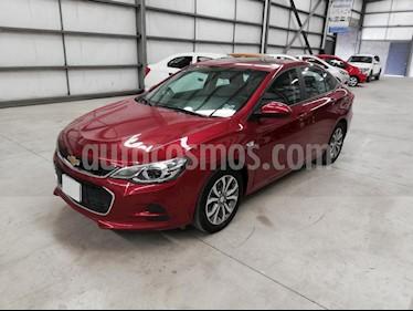 Foto venta Auto usado Chevrolet Cavalier LT Aut (2018) color Vino Tinto precio $214,900