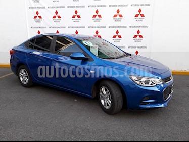 Foto venta Auto usado Chevrolet Cavalier LT Aut (2019) color Azul Electrico precio $269,900