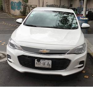 Chevrolet Cavalier LT Aut usado (2019) color Blanco precio $235,000
