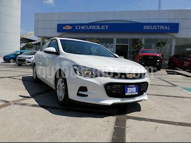 Foto venta Auto usado Chevrolet Cavalier LT Aut (2018) color Blanco precio $229,000