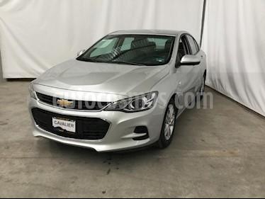 Foto venta Auto usado Chevrolet Cavalier LT Aut (2018) color Plata precio $203,900