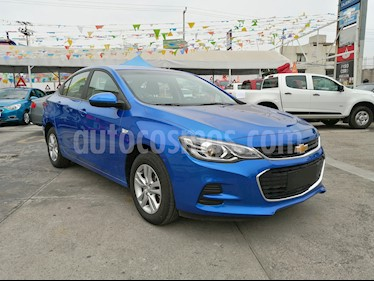 Chevrolet Cavalier LT Aut usado (2019) color Azul precio $260,000