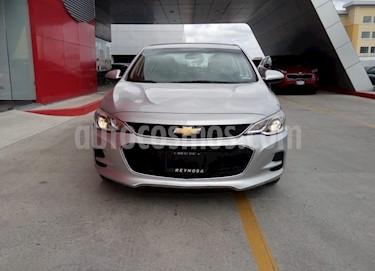 Foto Chevrolet Cavalier LT Aut usado (2018) color Plata Brillante precio $200,000