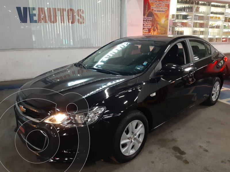 Chevrolet Cavalier LS Aut usado (2020) color Negro precio $219,000